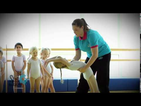 StepUp Ad - Gymnastics