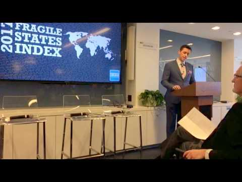 Fragile States Index 2017 Launch Event