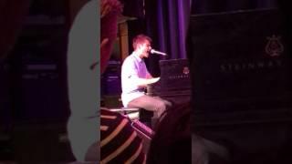 Jon McLaughlin -  People - #IndianaTour2017 Boston MA