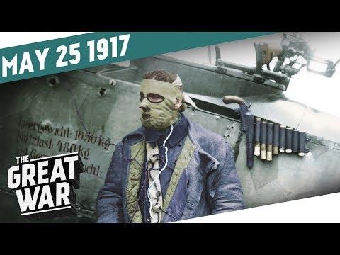 Německé bombardéry nad Británií