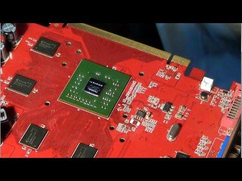 Прогрев (ремонт) видеокарты Nvidia geforce 7600 GT