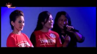 Miss Mongol Nepal-2015 Top 7  With Dhiraj Rai (Official)