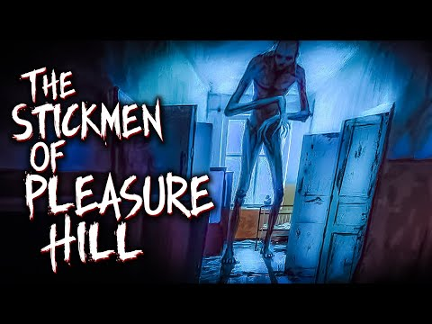 The Stickmen Are Hunting Me! | The Stickmen Of Pleasure Hill, Louisiana | A Cryptid Horror Story