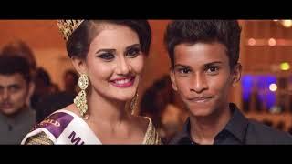 Dusheni Silva Miss World Sri Lanka 2017 Introduction Video