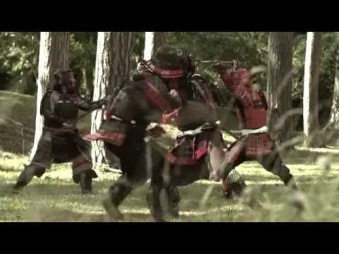 iron mountain armory samurai armor weapon test teaser trailer 2