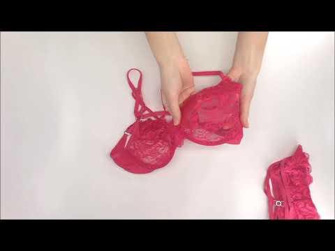 Krásný set 860-SET pink - Obsessive