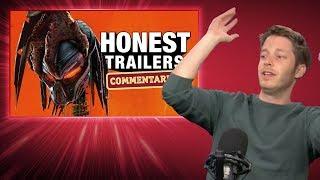Honest Trailers Commentary - The Predator (2018)