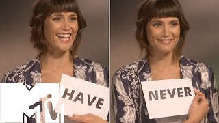Gemma Arterton Plays Never Have I Ever | MTV Movies