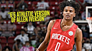 """""""Jalen Green Has Potential To Be 6'6 Athletic Version of Allen Iverson"""" 