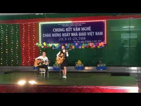 Văn nghệ Chào mừng ngày Nhà giáo Việt Nam (20/11/2018)