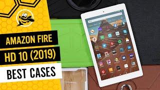 Amazon Fire HD 10 (2019) 9th Gen Best Cases!
