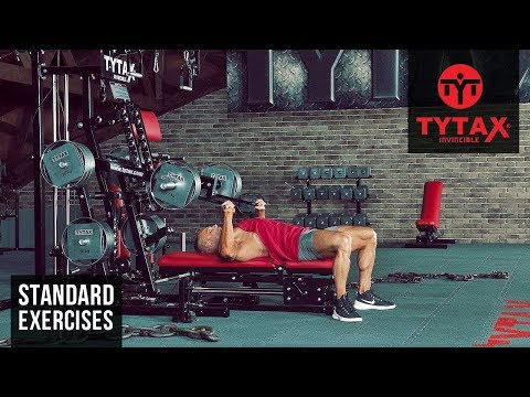 Lever Bench Press | TYTAX® M2