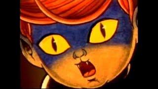 楳図かずお先生の傑作!猫目小僧「子育て仁王」KAZUOUMEZZcateyedboy