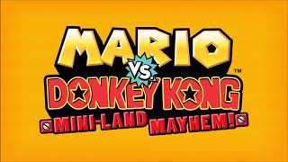 Introduction (Coaster Hills) - Mario Vs. Donkey Kong: Mini-Land Mayhem!