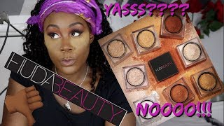 NEW!! HUDA BEAUTY EASY BAKE LOOSE POWDER..... FINALLY! BUT IS IT EVEN WORTH IT
