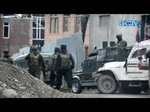 Gunfight underway in south Kashmir's Shopian