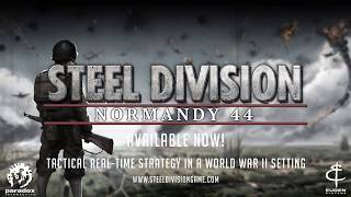 VideoImage1 Steel Division: Normandy 44
