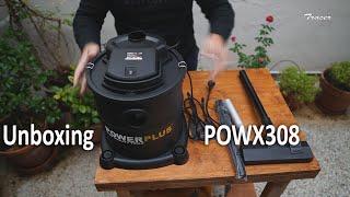 PowerPlus POWX308 η ιδανική  σκούπα στάχτης