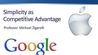 Simplicity as Competitive Advantage
