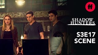 Shadowhunters Season 3, Episode 17 | Helen Sabotages The Heavenly Fire Supply | Freeform