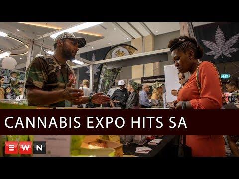 Cannabis Expo hit SA