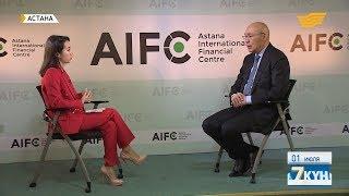 эксклюзивное интервью С Кайратом Келимбетовым