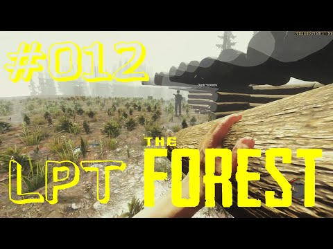 THE FOREST [HD] #012 - LPT - Mir san die Holzhackerbuam ★ Let's Play Together The Forest
