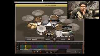EZdrummer 2: The Devin Townsend Walkthrough