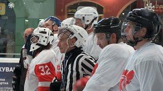 Обласна організація «Аграрної партії України» підтримує відродження хокею на Житомирщині