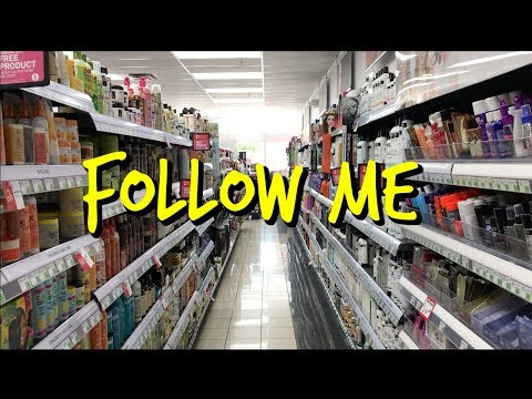 Sally Beauty Supply: Follow Me To Look At Hair Products! Mp3