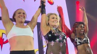 Ronda Rousey gets rowdy in Geneva, Switzerland - Video Youtube