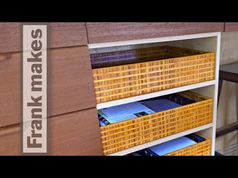 Frank Howarth: Making Bamboo Boxes