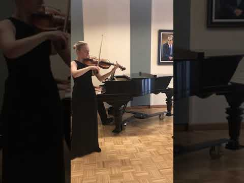 Mendelssohn Violin Concerto in e minor Op. 64: Mvt. 1