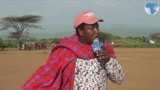 Baringo Governor  Stanley Kiptis and Narok senator ledama Olekina