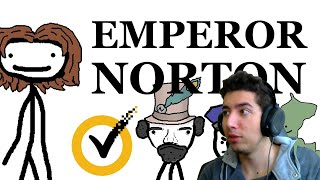Sam O'Nella Academy Joshua Norton, the Only United States Emperor Reaction