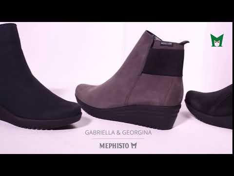 MEPHISTO Gabriella & Georgina - Damenschuh / Stiefelette