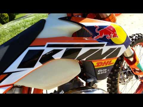 KTM 125 EXC 2013-2014
