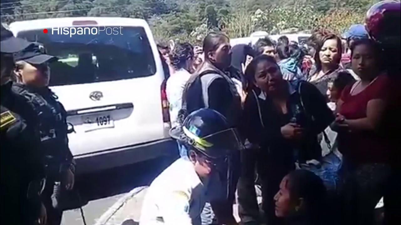 Incendio en centro de menores de Guatemala deja al menos 10 muertos