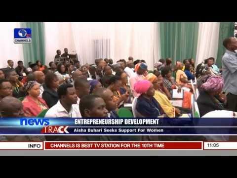 Aisha Buhari Seeks Support For Women Enterpreneurs