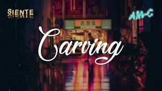 SIENTE & AM-C - CARVING /УРАН СИЙЛБЭР/ [Official Lyrics Video]