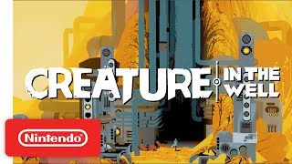 Creature in the Well - Announcement Trailer - Nintendo Switch