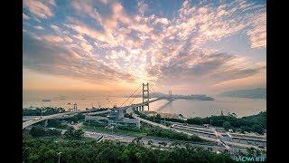 青衣徑搵日落位 發現靚位笑眯眯 // 香港風景攝影 // 青衣 自然徑 // 青馬大橋