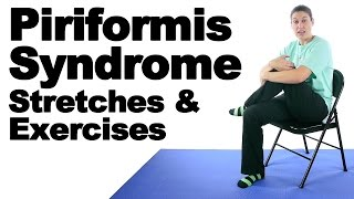 Piriformis Syndrome Stretches & Exercises - Ask Doctor Jo