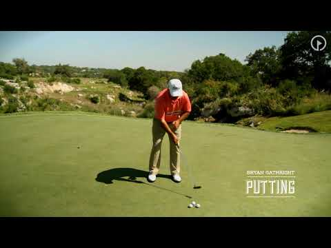 Putting: Speed Control Drill