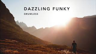Dazzling Funky Jazz Drumless Backing Track (no drums)
