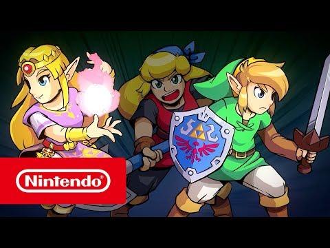 Cadence of Hyrule, el nuevo indie Zeldero de Nintendo Switch
