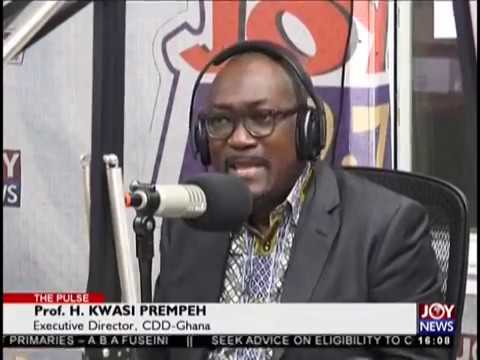 The National Cathedral - The Pulse on JoyNews (28-8-18)