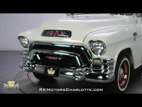 1955 GMC 100 Suburban Carrier Video