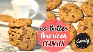 homemade chocolate chip cookies without butter