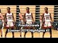 Summer 2019 Basketball Highlights #1| Priscila Varela